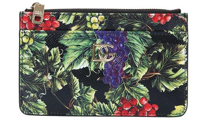Card Holder With Logo - Dolce & Gabbana