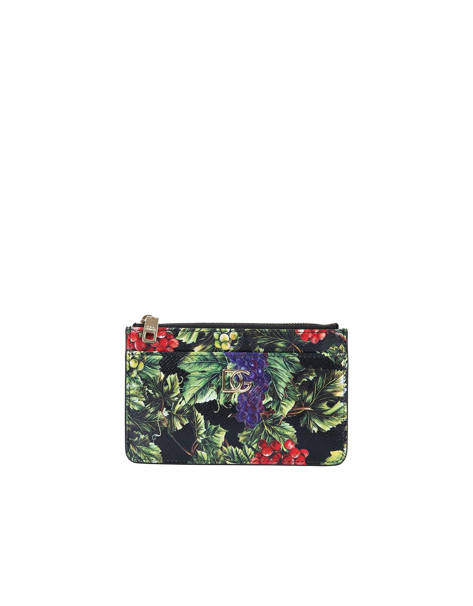 Dolce & Gabbana Cardholders CARD HOLDER WITH LOGO