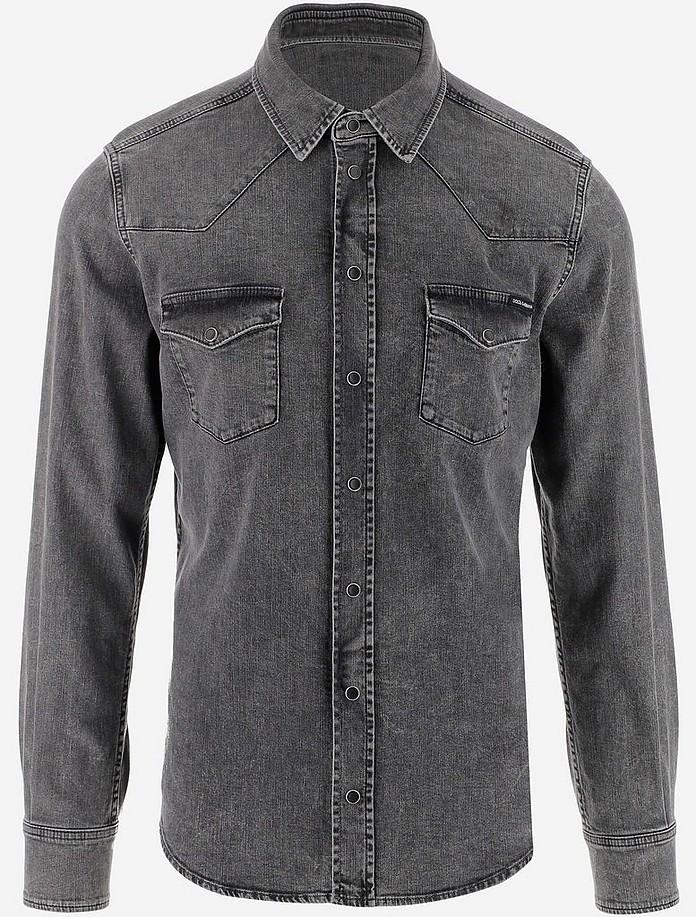 Men's Casual Shirt - Dolce & Gabbana