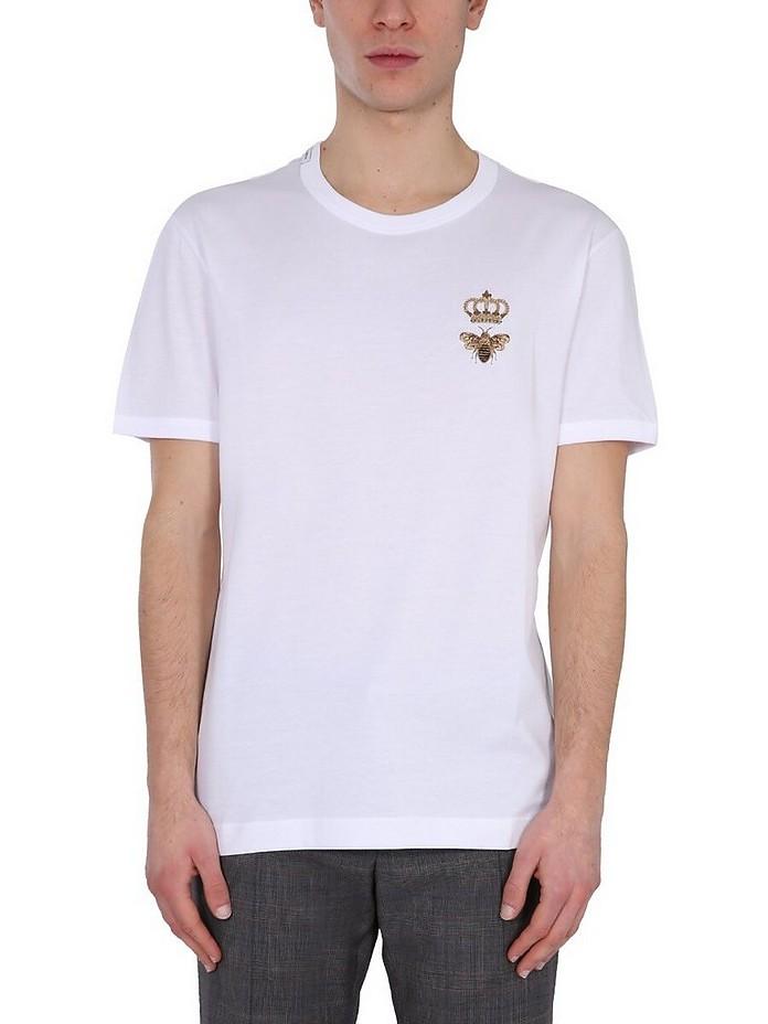Crew Neck T-Shirt - Dolce & Gabbana