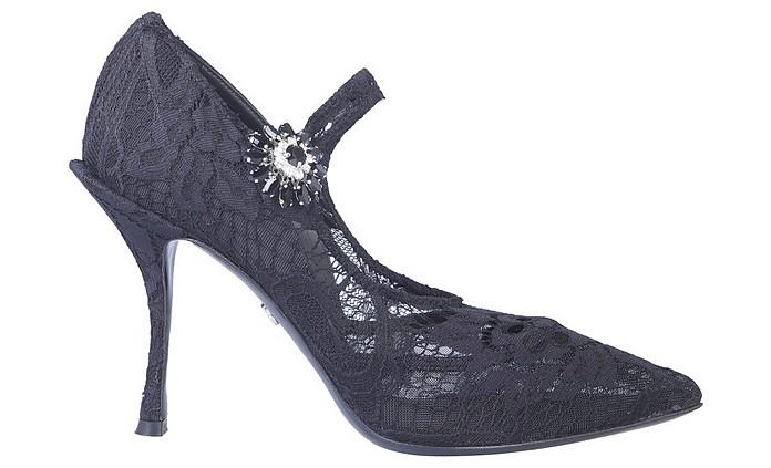 Mary Jane Décolleté - Dolce & Gabbana