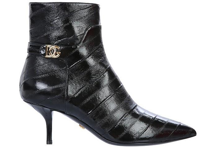 Boots With Logo - Dolce & Gabbana