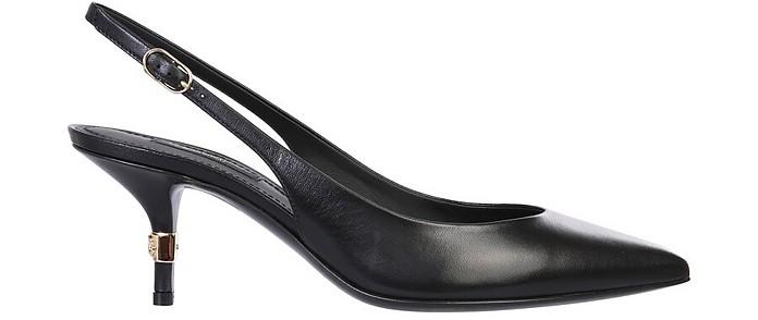 Sling Back Sandals - Dolce & Gabbana