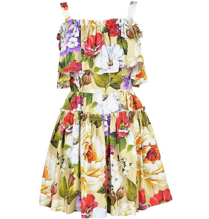 Women's Fantasy Print Dress - Dolce & Gabbana