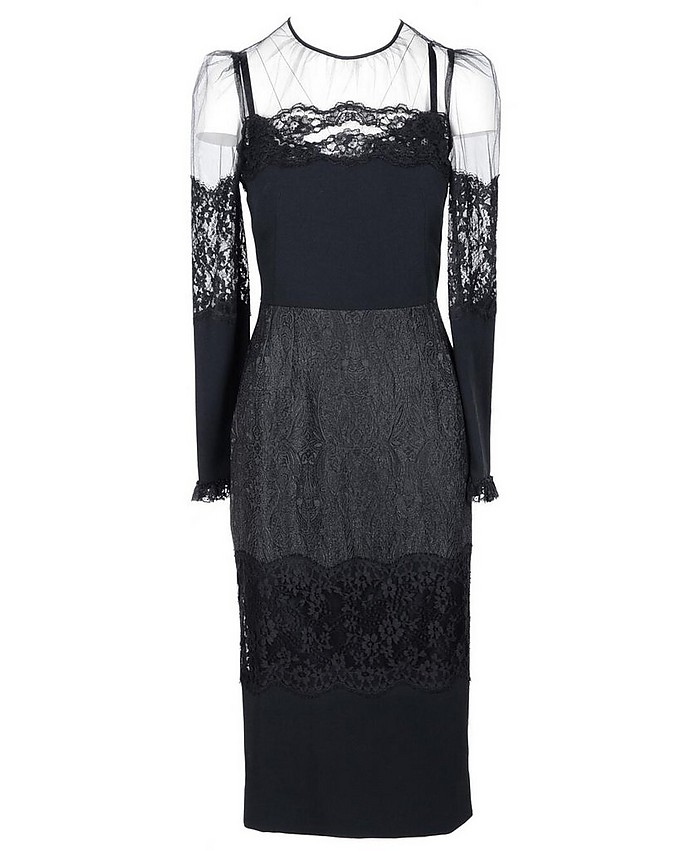 Women's Black Dress - Dolce&Gabbana
