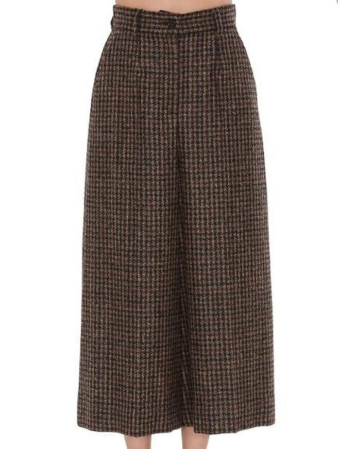 Women's Straight Pants - Dolce & Gabbana