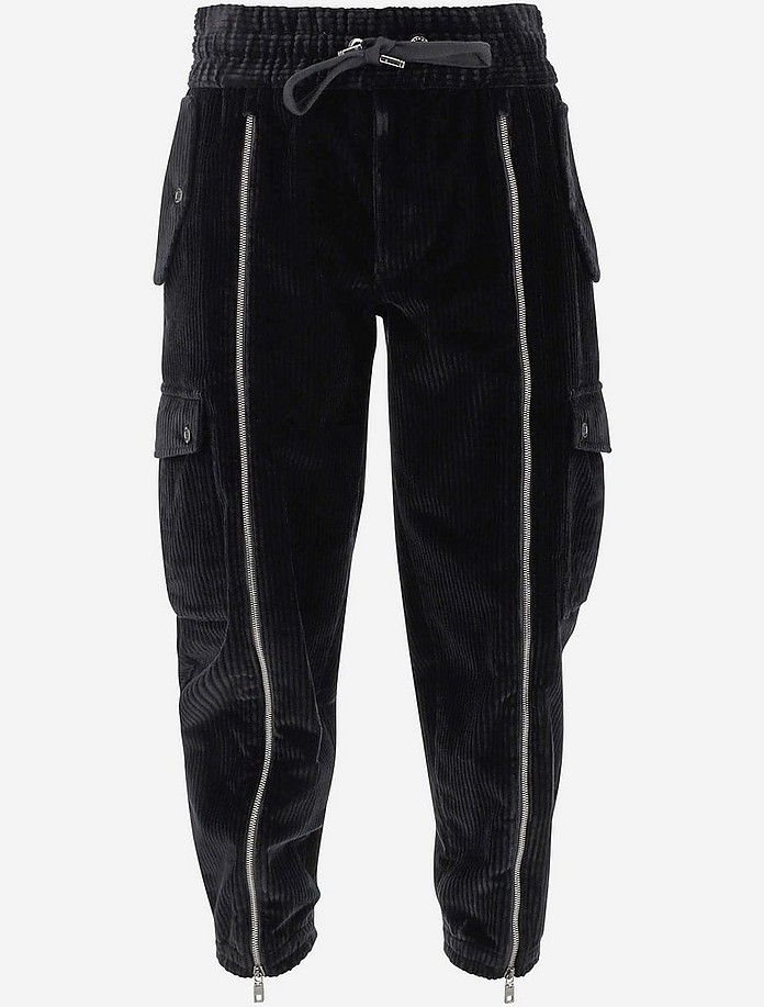 Men's Straight Pants - Dolce & Gabbana