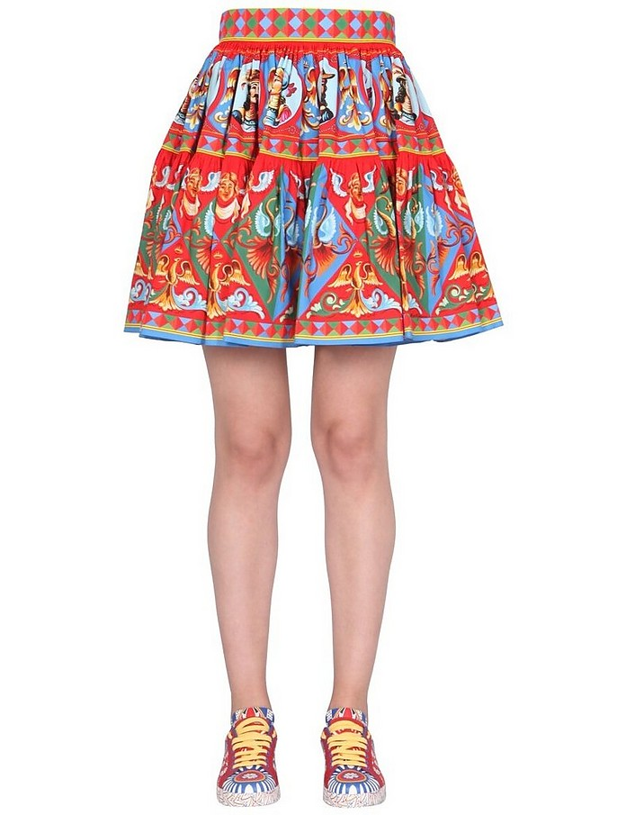 Short Skirt - Dolce & Gabbana