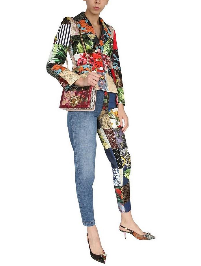 Carrot Shape Jeans - Dolce & Gabbana