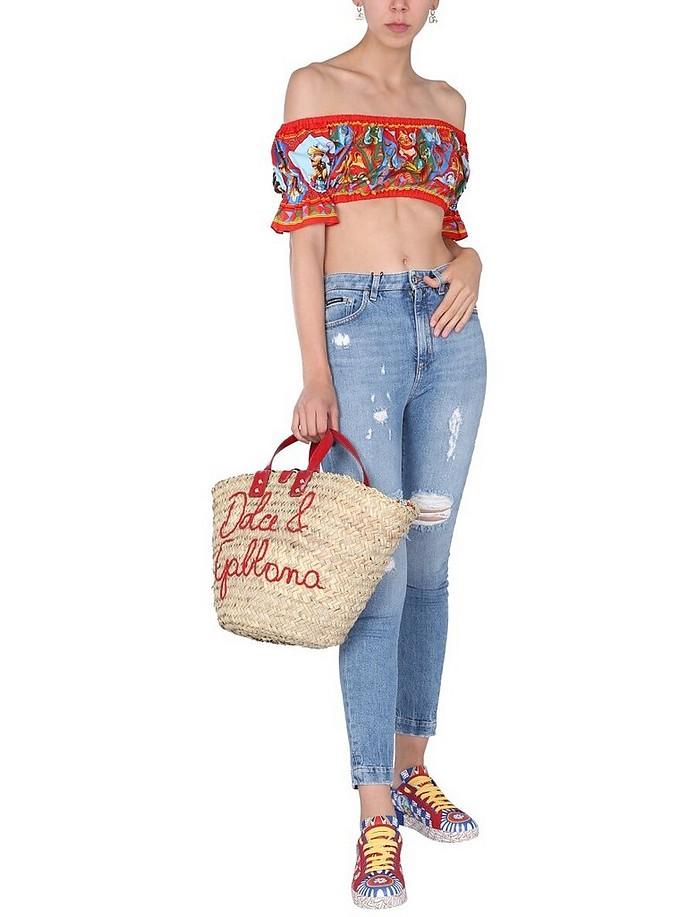 Audrey Fit Jeans - Dolce & Gabbana