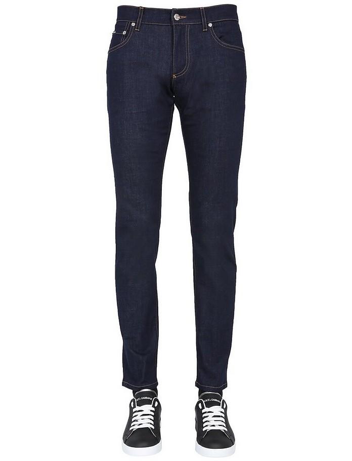 Slim Fit Jeans - Dolce & Gabbana