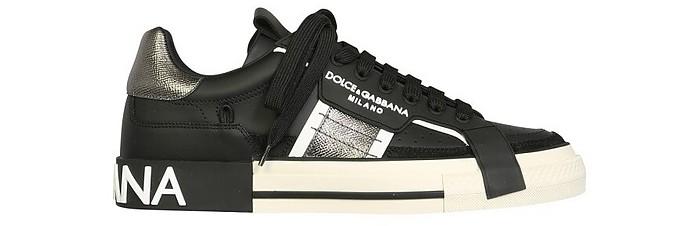 2.Zero Custom Sneakers - Dolce & Gabbana