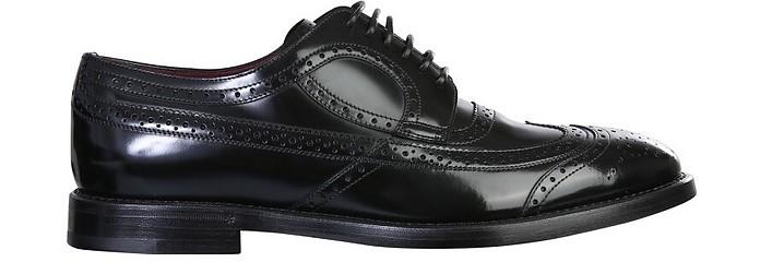 Derby Brogue Shoes - Dolce & Gabbana