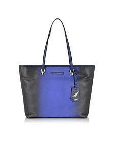 Sutra Ready To Go Ombre Leather Tote