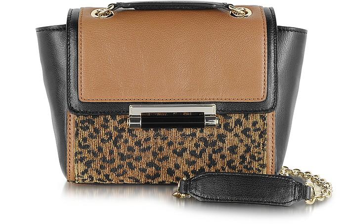 440 Mini Leopard Print Bag - Diane Von Furstenberg