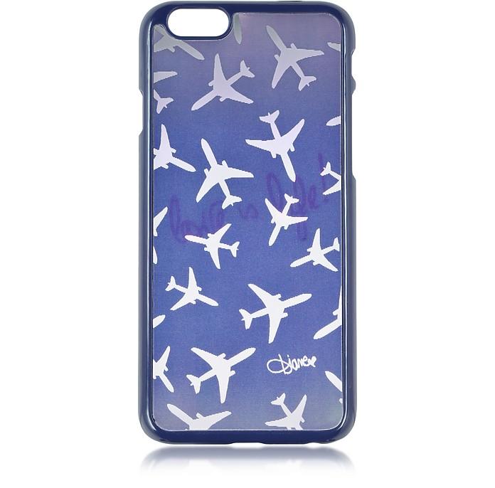 iPhone 6 Airplane Hologram Case - Diane Von Furstenberg