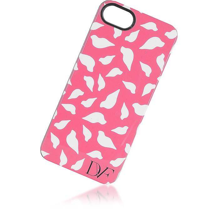 Lips iPhone 5 Case - Diane Von Furstenberg