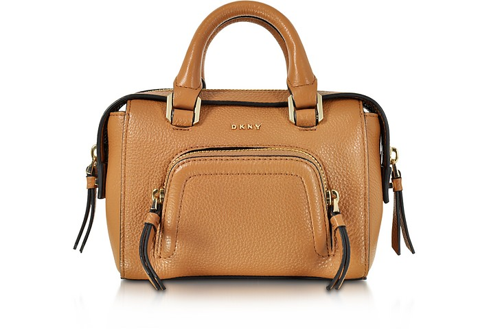 Chelsea Vintage Style Copper Leather Mini