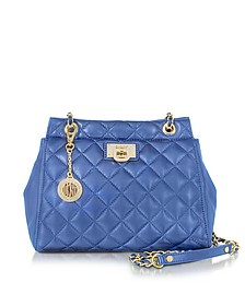 Gansevoort Quilted Nappa Large Crossbody Bag