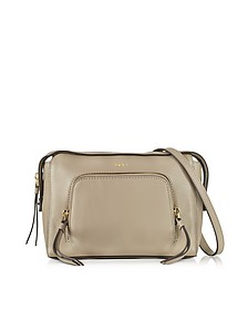 Greenwich Leather Crossbody - DKNY