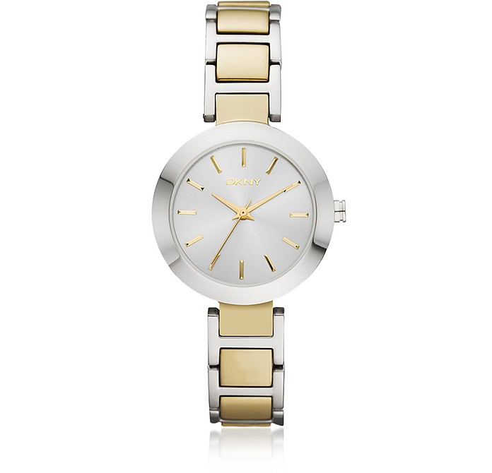 Stanhope Two Tone Women's Watch - DKNY