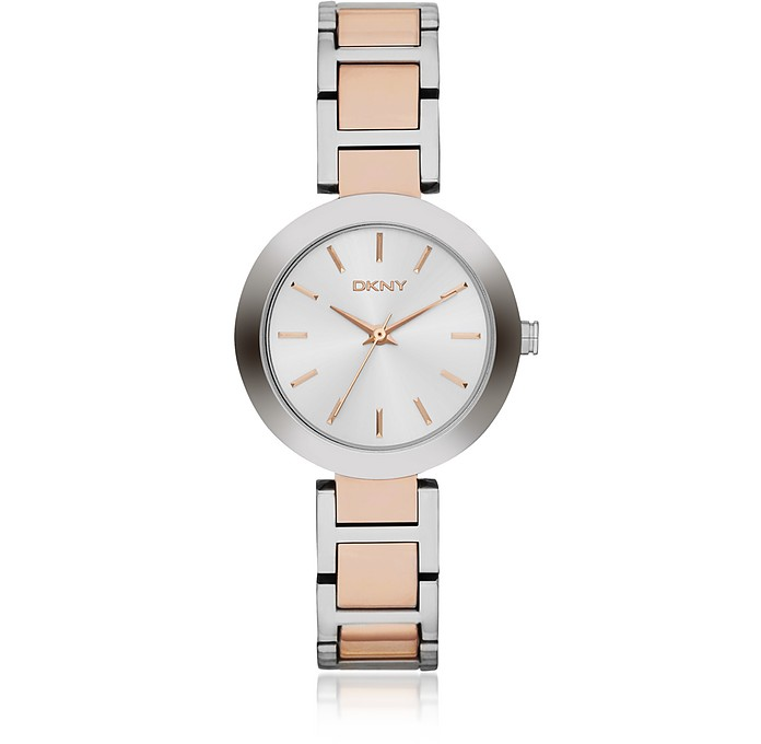 Stanhope Silver Tone Women's Watch - DKNY