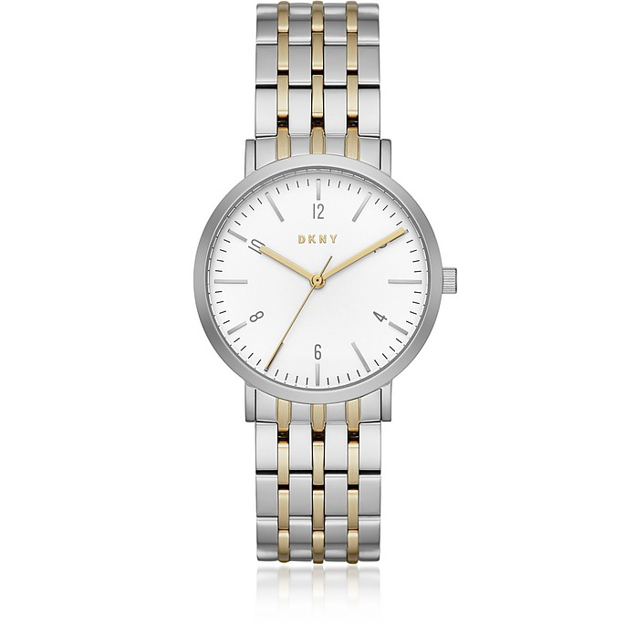 Minetta Two-Tone Women's Watch - DKNY