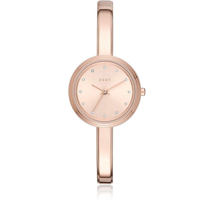 Murray Rose Gold Tone Women's Watch - DKNY
