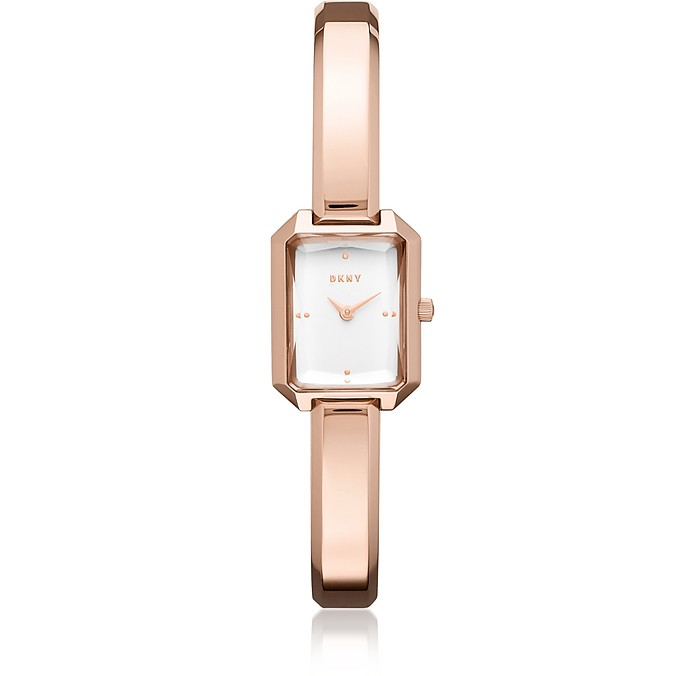 Cityspire Rose Gold Tone Women's Watch - DKNY