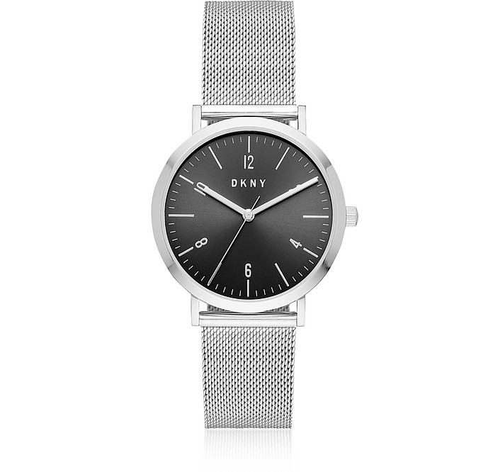 Minetta Stainless Steel Mesh Women's Watch - DKNY