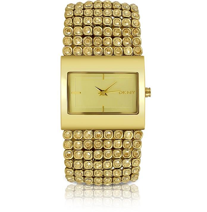 Gold Bracelet Watch - DKNY