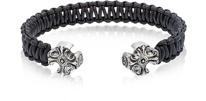 Gothic Leather Bracelet - Be Unique