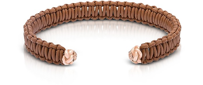 Two Knots Leather Bracelet - Be Unique