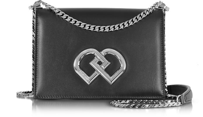 DD Leather Shoulder Bag - DSquared2