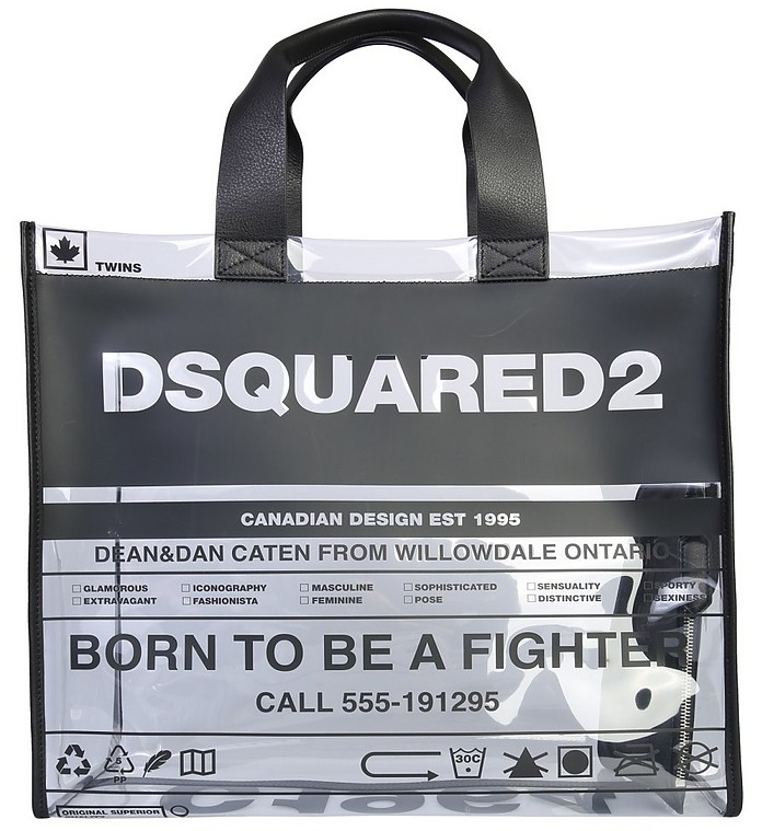 Logo Tote Bag - DSquared