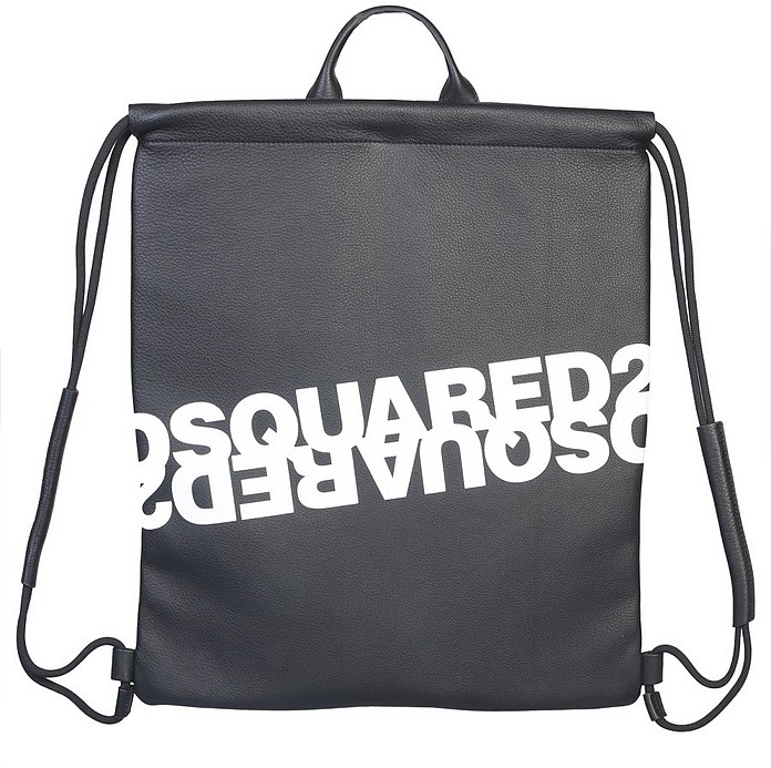 Backpack With Logo - DSquared2