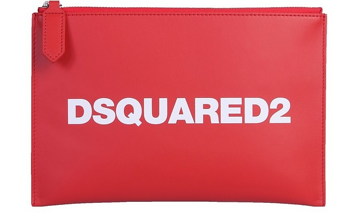 Pouch With Logo - DSquared