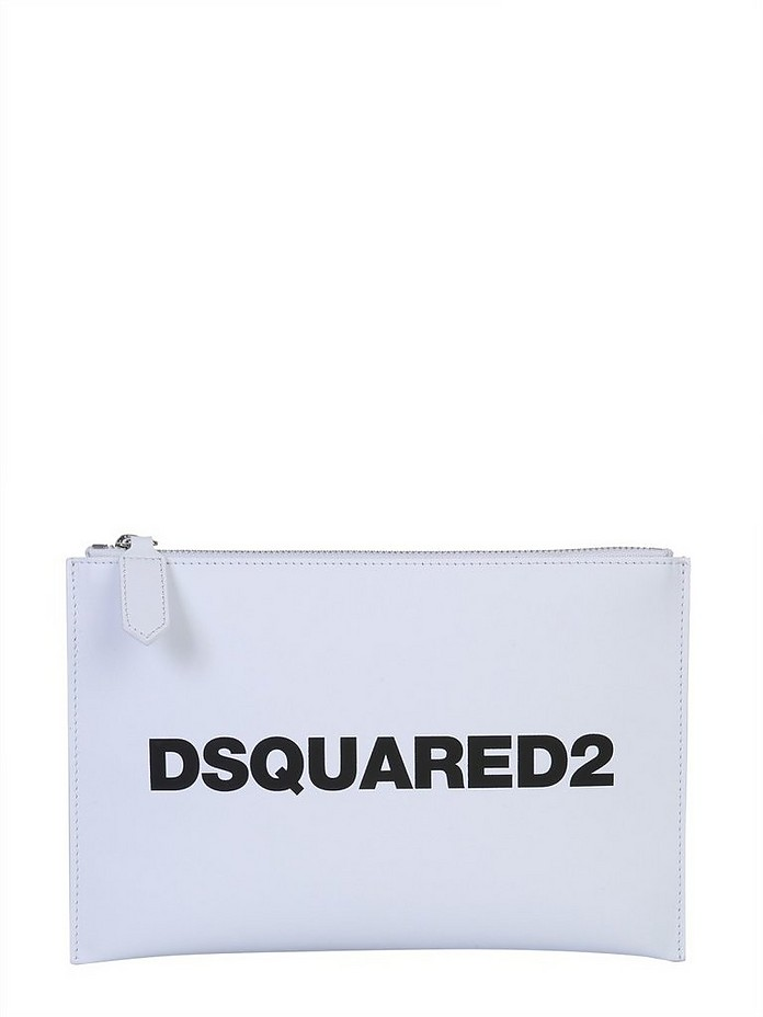 Logo Pouch - DSquared2