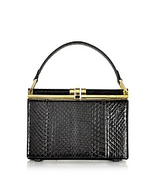 92fb1c4d3ff Black Queen Mary Handbag