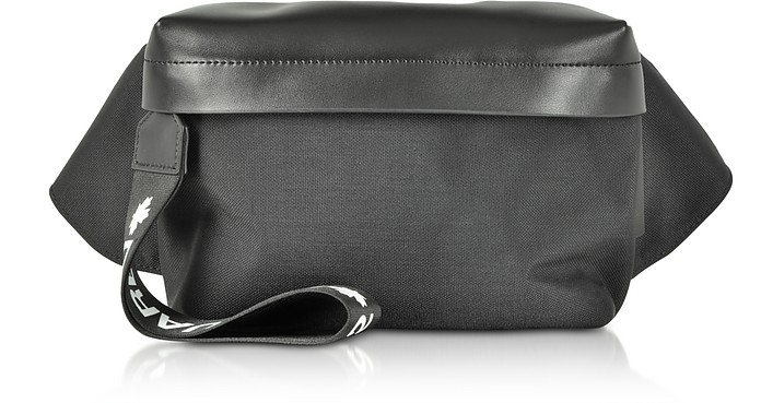 Black Nylon Bum Bag - DSquared2
