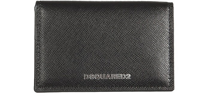 Leather Card Holder - DSquared2