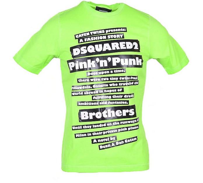 Women's Green T-Shirt - DSquared2