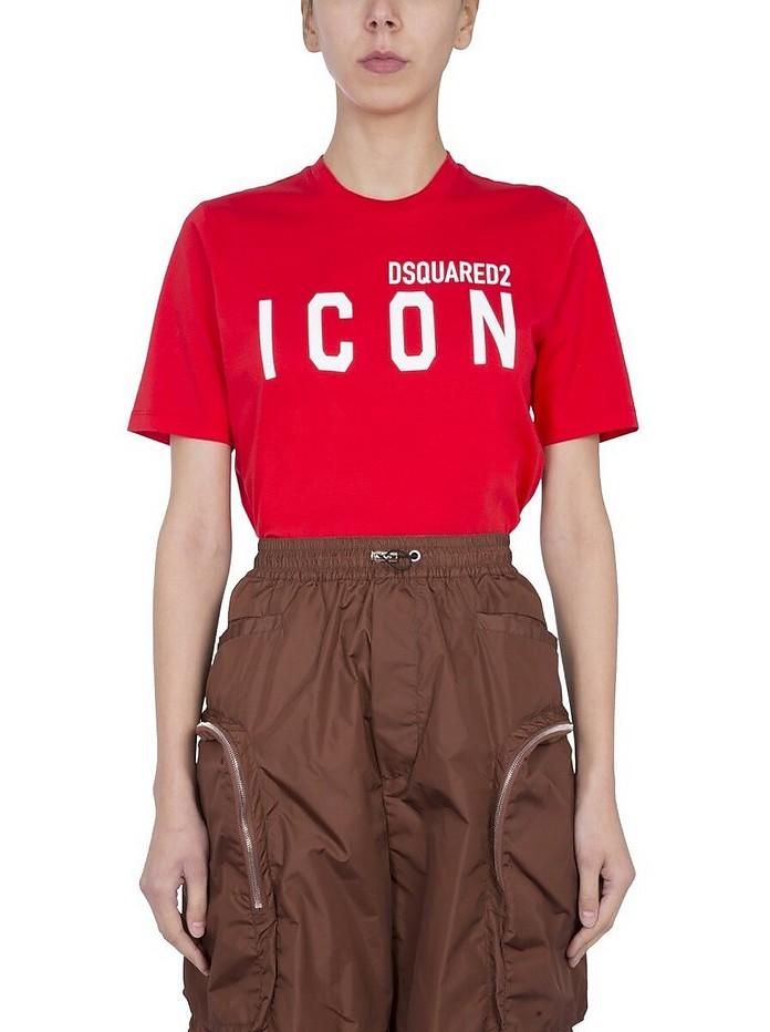 Crew Neck T-Shirt - DSquared