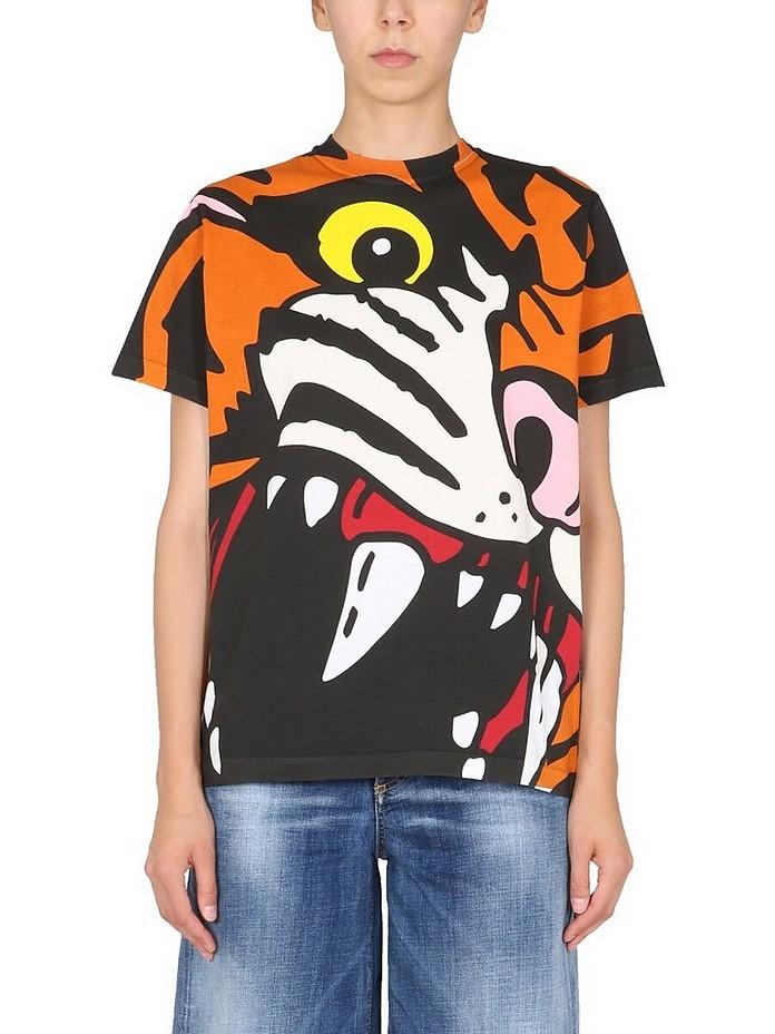 Oversize Fit T-Shirt - DSquared