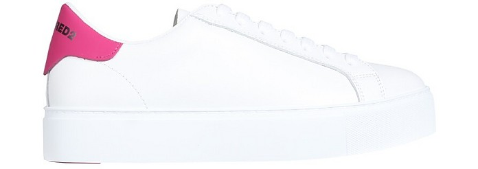 Sneakers With Logo - DSquared2