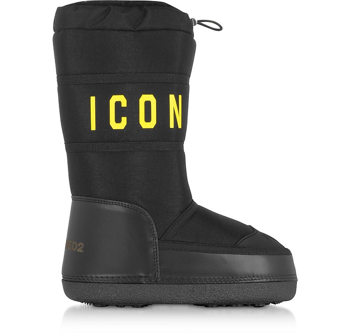 Icon Nylon Boots - DSquared