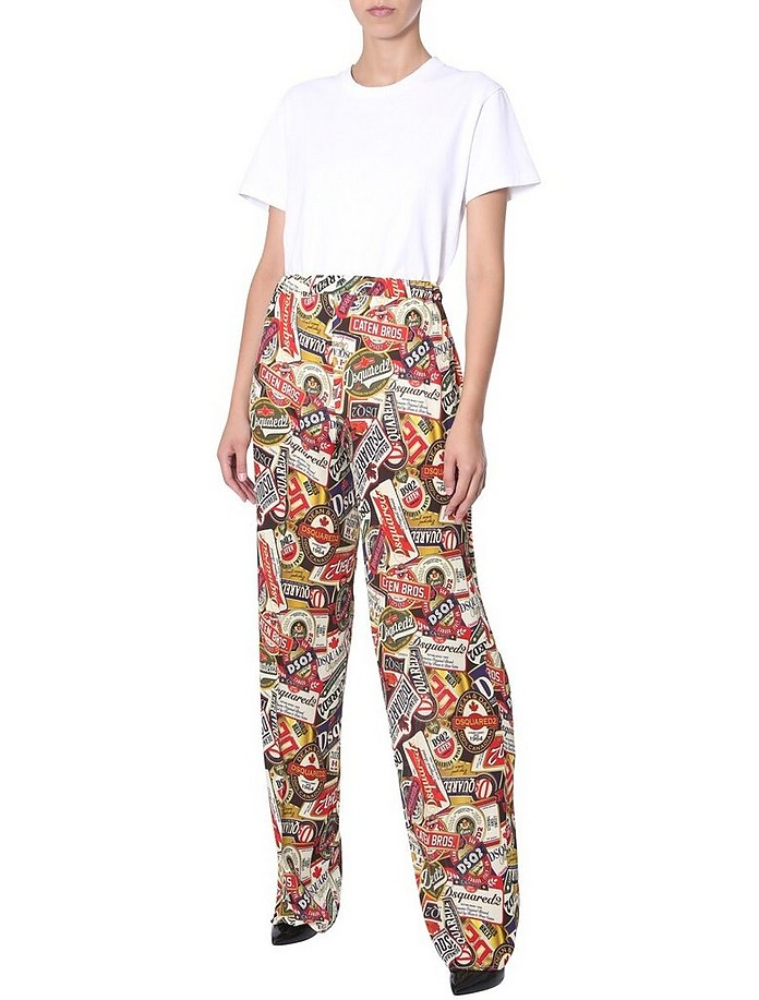 Wide Pants - DSquared2