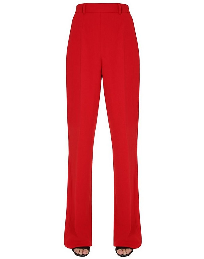 High Waist Trousers - DSquared2