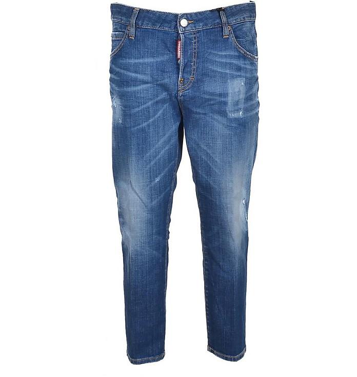 Women's Blue Jeans - DSquared2
