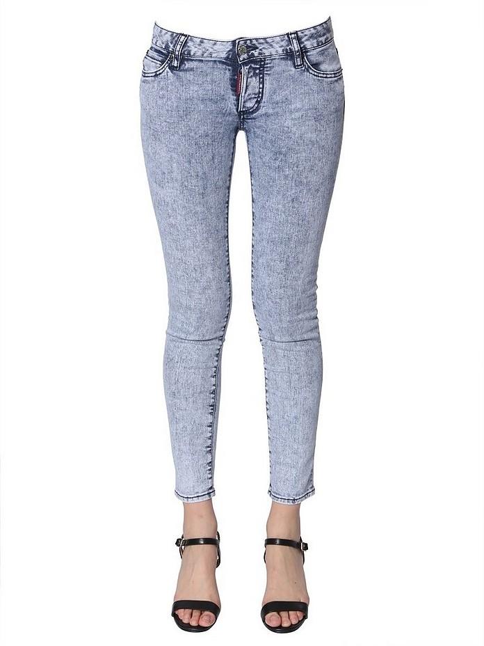 Jennifer Fit Jeans - DSquared2